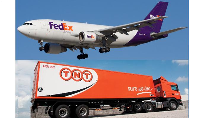 FedEx + TNT