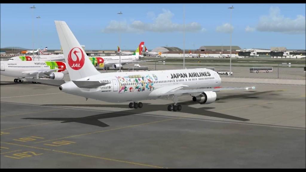 Japan AIrlines - Lisboa