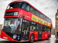 Londres anuncia mais três linhas de autocarros eléctricos