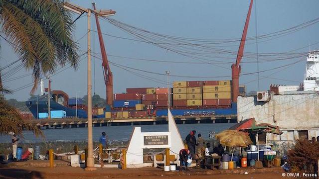 Porto de Bissau