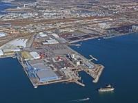 P&O Ports quer 30 000 TEU no primeiro ano em Sète