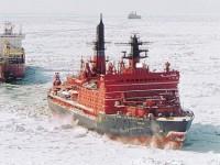 China e Rússia formam parceria para Rota da Seda de Gelo