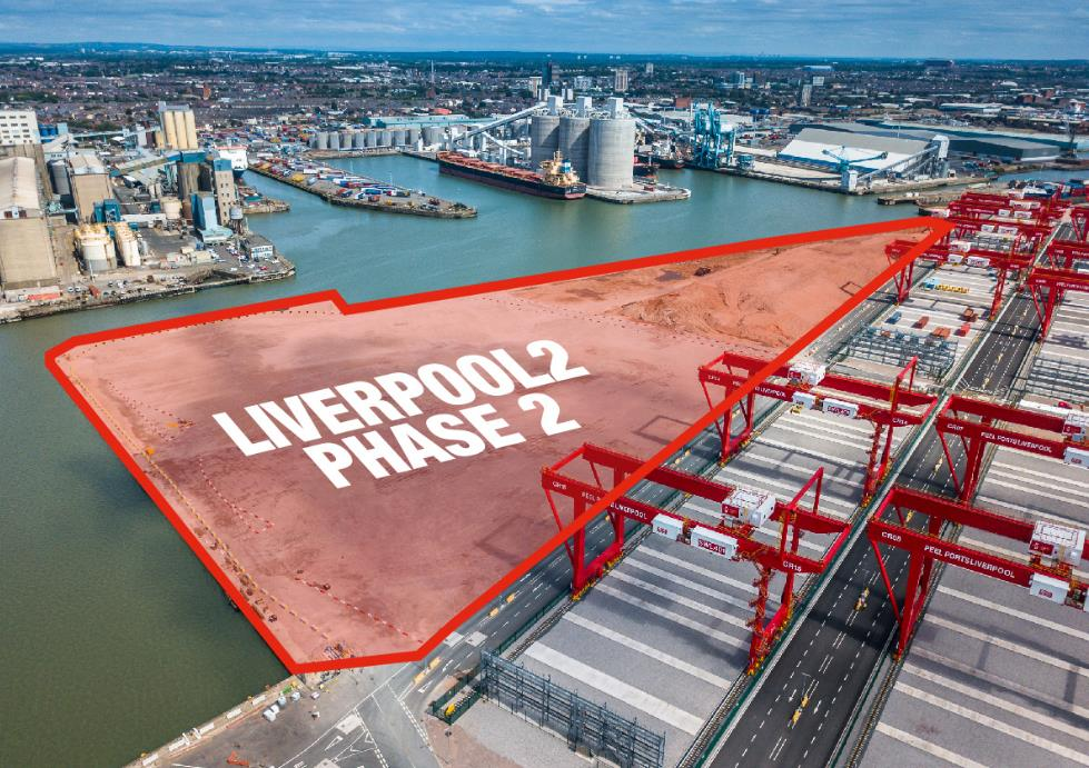 Peel Ports - Liverpool