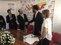 A.V. Feirense investe 17,9 milhões em autocarros limpos