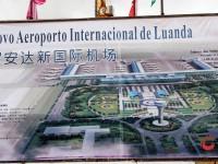 Novo aeroporto de Luanda já custa mais de 6,4 mil milhões