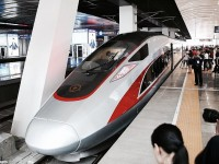 Alta Velocidade chinesa completa dez anos