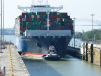 Canal do Panamá bate recorde de cargas