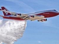 Velhos cargueiros renascem como aviões de combate a incêndios