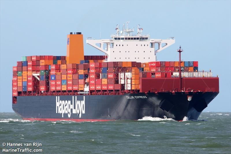 Hapag-Lloyd também usará scrubbers para reduzir emissões de enxofre