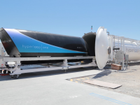 Primeiro Hyperloop poderá circular nos EAU em 2020
