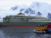 Dezasseis novos navios de cruzeiros em 2018