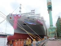 OOCL recebeu segundo navio de +21 000 TEU