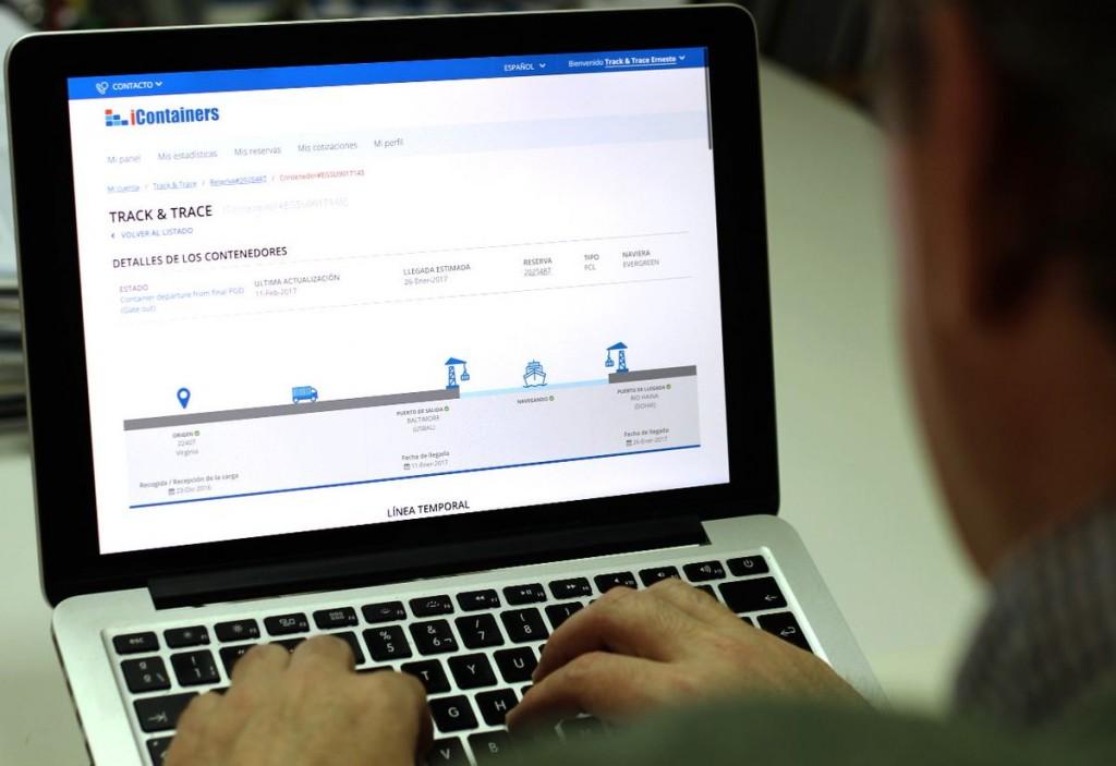 iContainers: transitários digitais ganham terreno