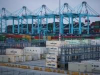 CMA CGM já tem 10% do terminal da Cosco em Zeebrugge