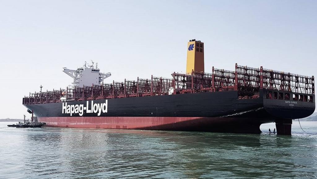 Hapag-LLoyd prevê gastar mais mil milhões em combustível