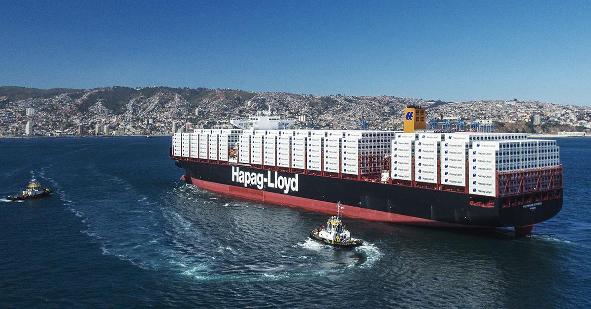 Dois maiores accionistas aumentam posições na Hapag-Lloyd