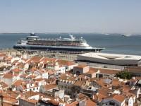 Lisboa eleito melhor porto de cruzeiros da Europa