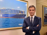 CMA CGM conclui aquisição da CEVA Logistics