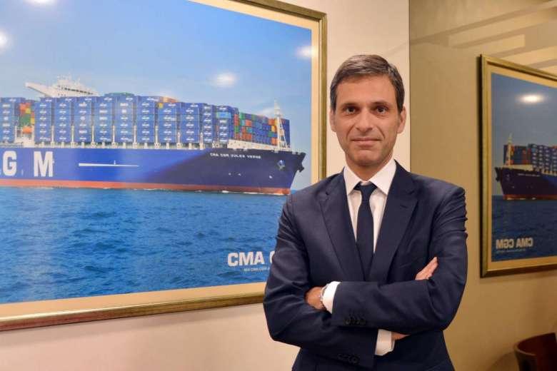 CMA CGM vai aumentar posição na CEVA