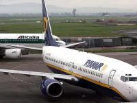 Ryanair interessada nos aviões da Alitalia