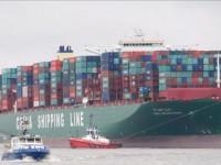 Mega-navios agravam dificuldades de salvamento