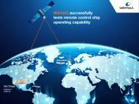 Wärtsilä testou com sucesso controlo remoto de navio