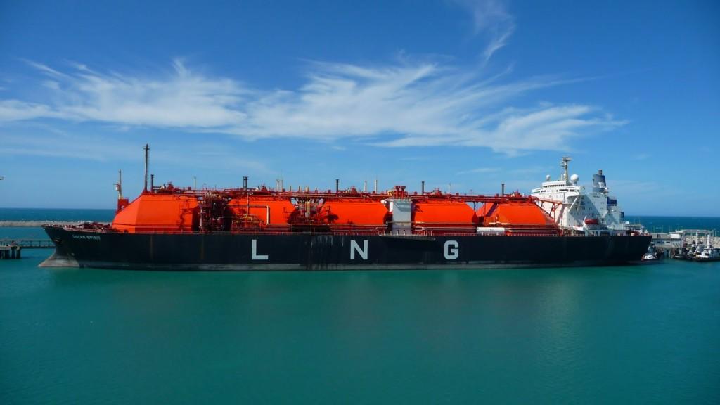navios gaseiros