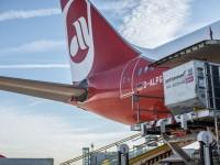 Air Berlin vende filial de carga à Zeitfracht