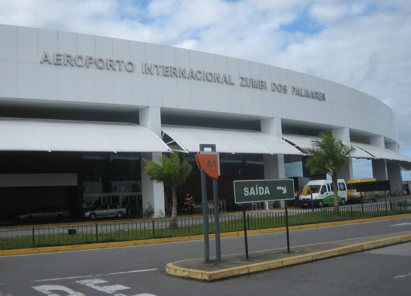 Aeroporto_Maceió-Brasil