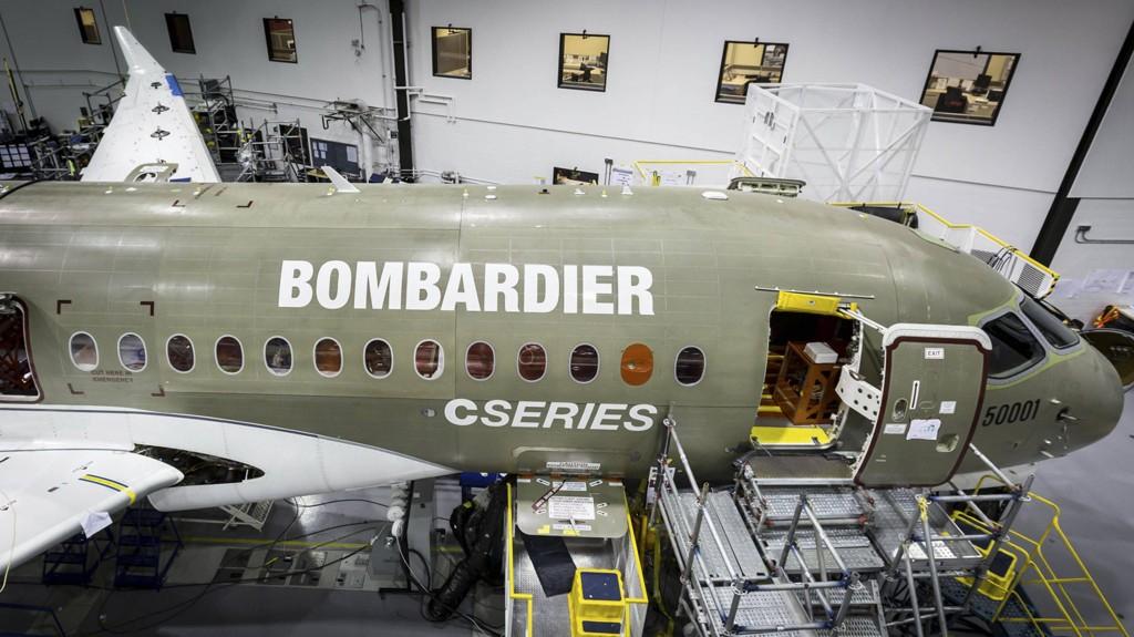 Bombardier Serie C