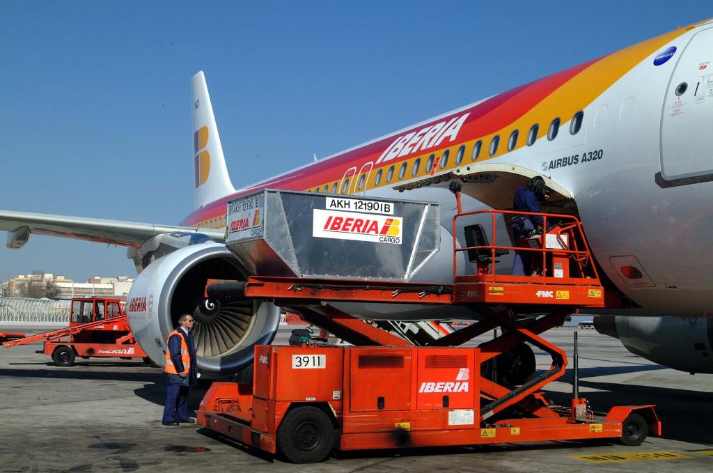IAG Cargo - Iberia