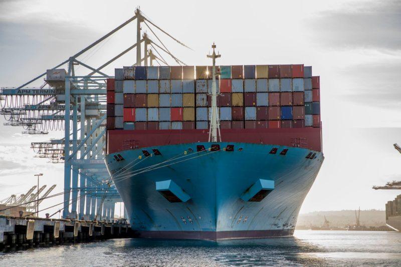 Maersk anuncia novo BAF para o combustível com baixo teor de enxofre