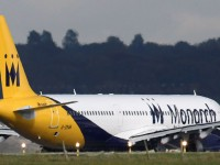 Monarch Airlines deixa 100 mil no estrangeiro
