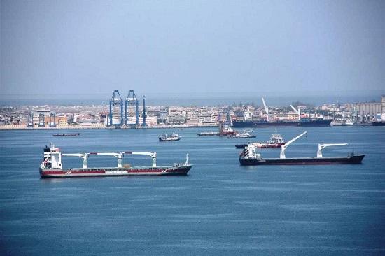 China tem 46 projectos portuários em África