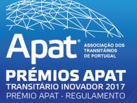 APAT distingue inovação entre os transitários
