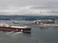 Japonesa Sojitz investe em terminal espanhol de GNL