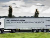 Grupo VW adopta o GNL na sua logística na Alemanha