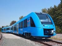 Alstom vende primeiros comboios a hidrogénio