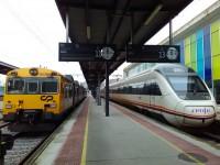 CEF co-financia ferrovia na fronteira do Minho