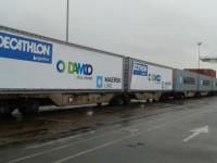 Mais comboios entre a China e a Europa