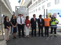 Funchal estreia abastecimento de GNL a navios