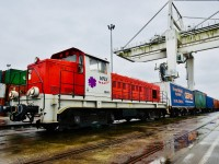 Gecfo realiza primeiro comboio-bloco entre a China e França