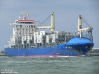 MPC Container Ships adiciona 26.º navio à frota