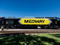 Medway bate recorde na Linha do Leste