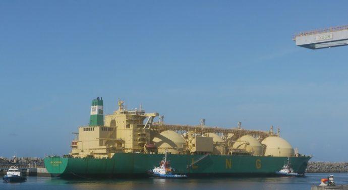 Porto de Sines - GNL