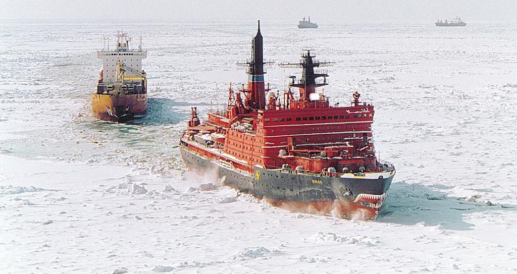 Rota do Mar do Norte - Ártico