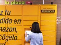 Amazon estreia cacifos automáticos em Espanha