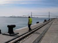 Cádiz transfere contentores para novo terminal em 2020