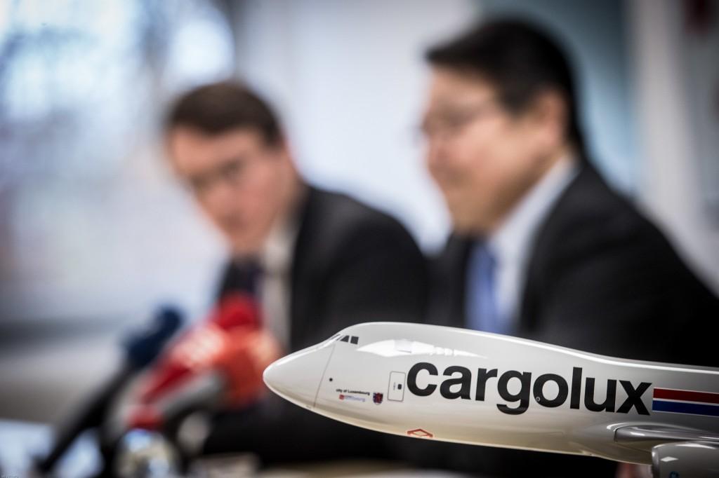 Cargolux Breakfast Meeting.