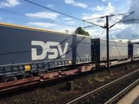 DSV lança comboio entre Espanha e a China